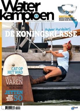 Waterkampioen 9, iOS & Android  magazine