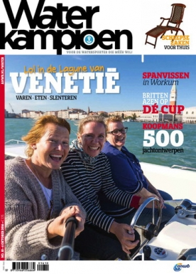 Waterkampioen 10, iOS & Android  magazine