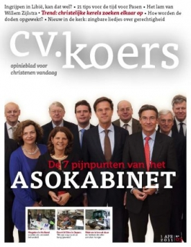cv·koers 3, iOS & Android  magazine