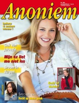 Anoniem 563, iOS & Android  magazine