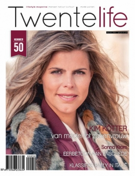 Twentelife 50, iOS & Android  magazine