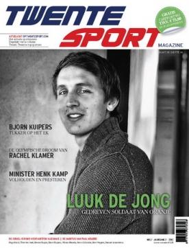 TwenteSport 2, iOS & Android  magazine