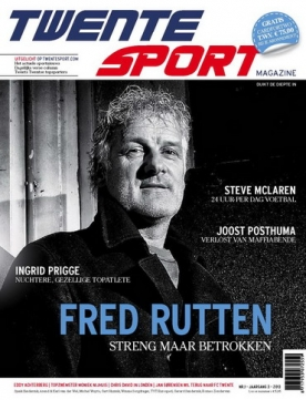TwenteSport 1, iOS & Android  magazine