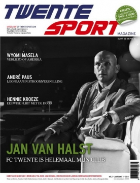 TwenteSport 3, iOS & Android  magazine