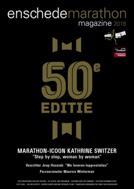 Enschede Marathongids 7, iOS, Android & Windows 10 magazine