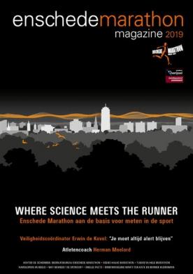 Enschede Marathongids 8, iOS & Android  magazine