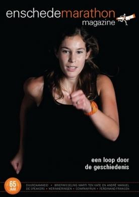 Enschede Marathongids 1, iOS & Android  magazine