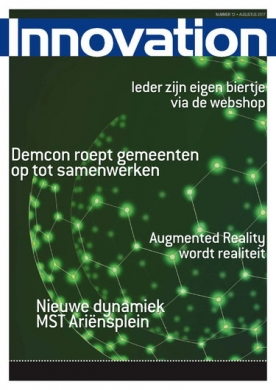 Innovation 1, iOS & Android  magazine