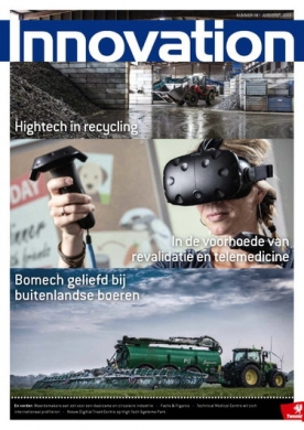 Innovation 2, iOS & Android  magazine