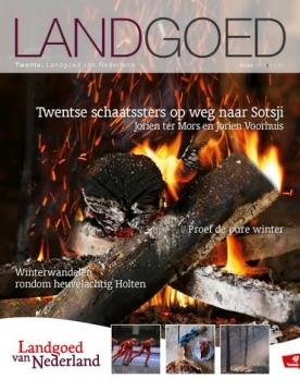 Landgoed 3, iOS & Android  magazine