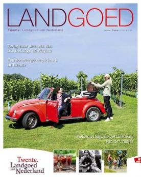 Landgoed 1, iOS & Android  magazine