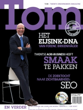 TOM 5, iOS & Android  magazine