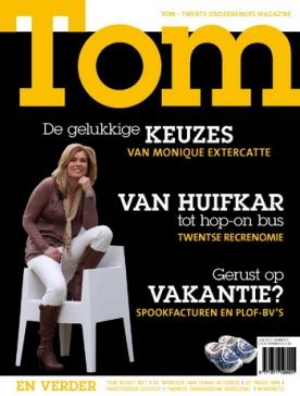 TOM 3, iOS & Android  magazine