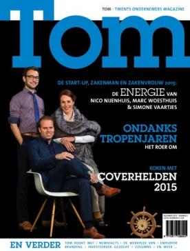 TOM 6, iOS & Android  magazine