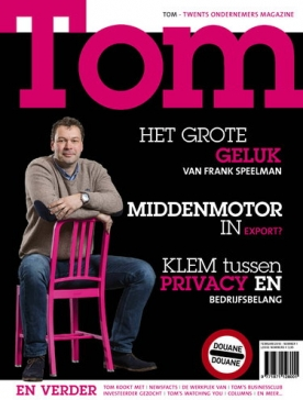 TOM 1, iOS & Android  magazine