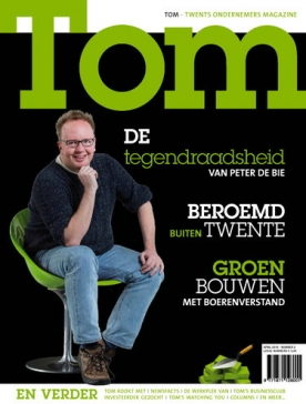 TOM 2, iOS & Android  magazine