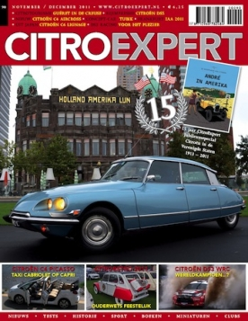 Citroexpert 90, iOS, Android & Windows 10 magazine