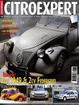 Citroexpert 128, iOS & Android  magazine