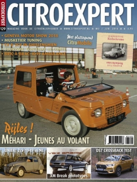 Citroexpert 129, iOS & Android  magazine
