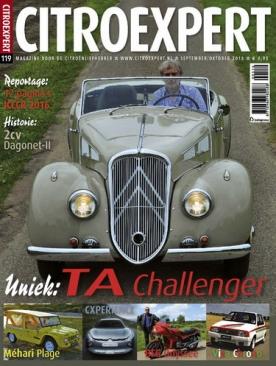 Citroexpert 119, iOS & Android  magazine