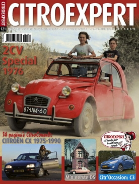 Citroexpert 121, iOS & Android  magazine