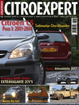 Citroexpert 122, iOS & Android  magazine