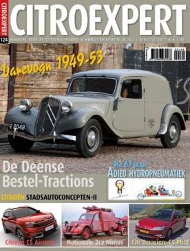 Citroexpert 124, iOS & Android  magazine
