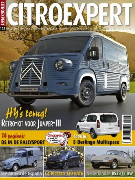 Citroexpert 123, iOS & Android  magazine