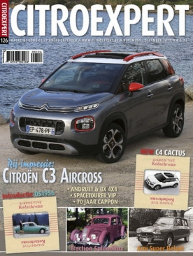 Citroexpert 126, iOS & Android  magazine