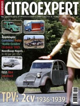 Citroexpert 116, iOS & Android  magazine