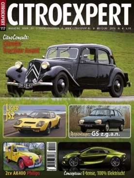 Citroexpert 117, iOS & Android  magazine