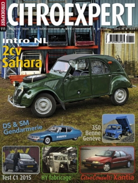 Citroexpert 111, iOS & Android  magazine
