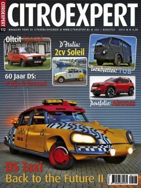 Citroexpert 112, iOS & Android  magazine