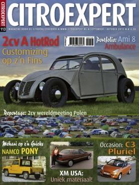 Citroexpert 113, iOS & Android  magazine
