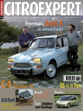 Citroexpert 114, iOS & Android  magazine