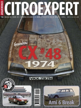 Citroexpert 110, iOS & Android  magazine