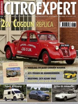 Citroexpert 131, iOS & Android  magazine