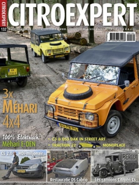 Citroexpert 132, iOS & Android  magazine