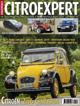 Citroexpert 135, iOS & Android  magazine