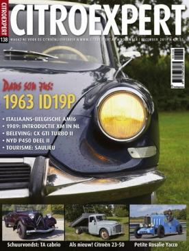 Citroexpert 138, iOS & Android  magazine