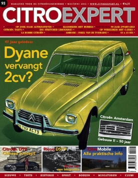 Citroexpert 93, iOS & Android  magazine