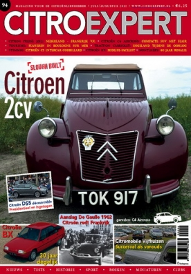 Citroexpert 94, iOS, Android & Windows 10 magazine