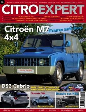 Citroexpert 96, iOS & Android  magazine