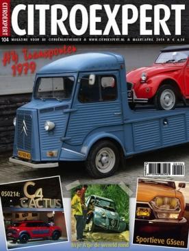 Citroexpert 104, iOS, Android & Windows 10 magazine