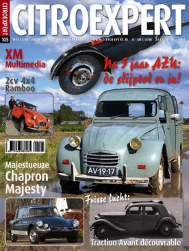 Citroexpert 105, iOS & Android  magazine