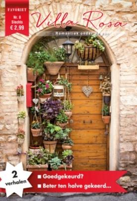 Villa Rosa 8, ePub magazine