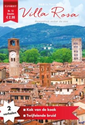 Villa Rosa 13, ePub magazine