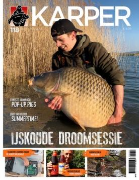 Karper 118, iOS & Android  magazine