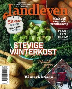 Landleven 12, iOS & Android  magazine