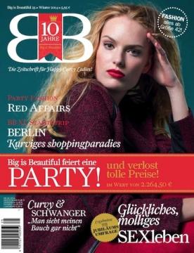 Big is Beautiful DE 25, iOS & Android  magazine
